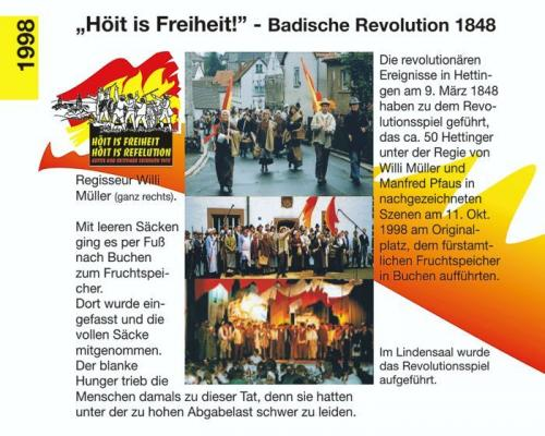 Hoit is Freiheit...